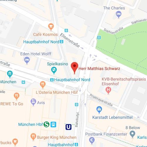 Matthias Schwarz Heilpraktiker Bahnhofplatz 5 In Munchen